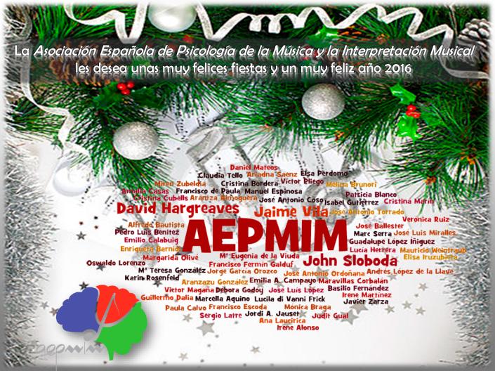 Tarjeta felicitación 2015 PNG